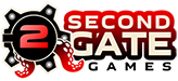 Second Gate Games Logo